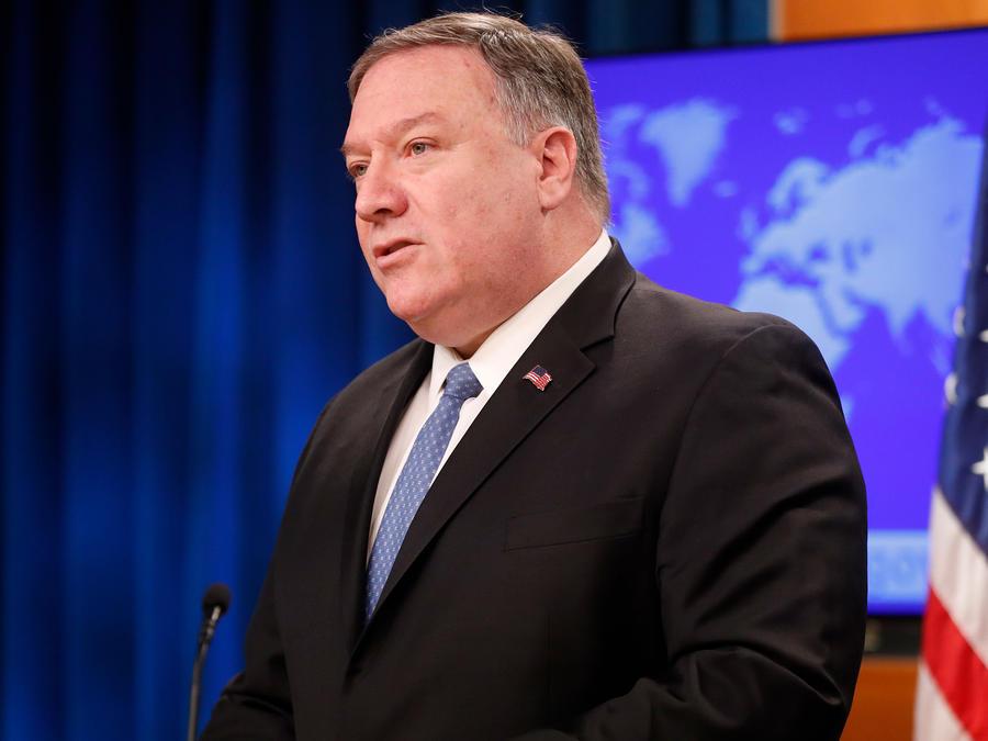 El secretario de estado de EEUU, Mike Pompeo, hoy anunció que EEUU permitirá demandas contra empresas que hacen negocios en Cuba