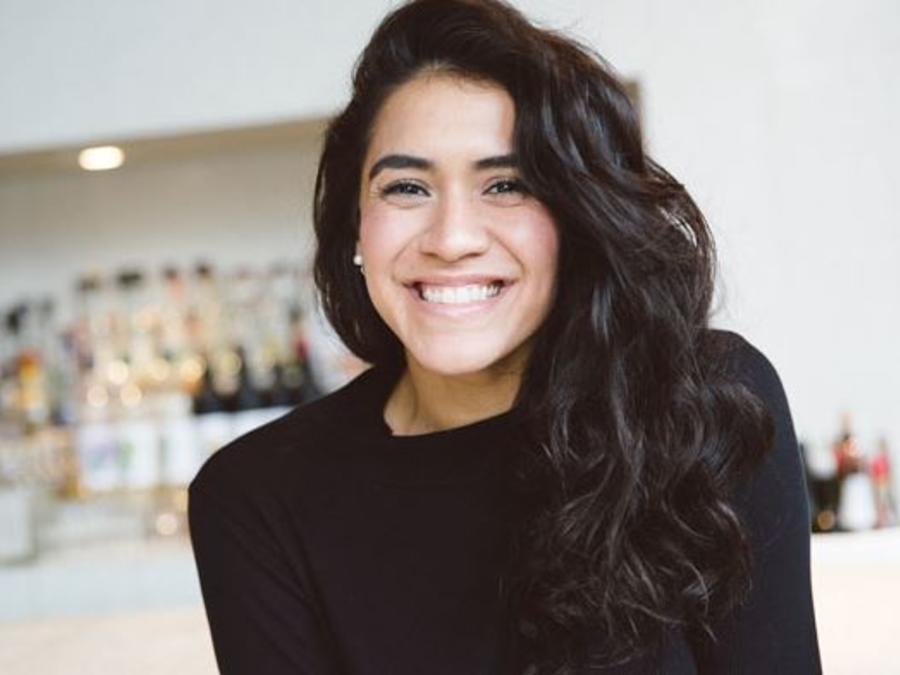 La mexicana Daniela Soto-Innes, socia del restaurante Cosme, en Nueva York