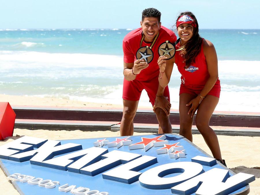 Eric Alejandro y Sofía Gómez