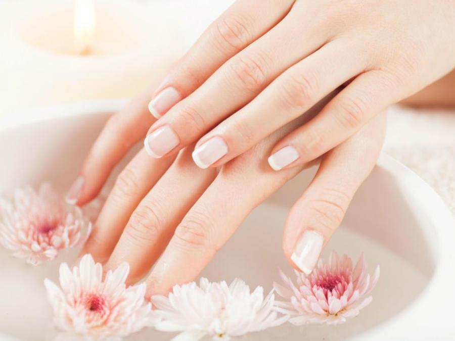 Cuidado de las uñas de las manos