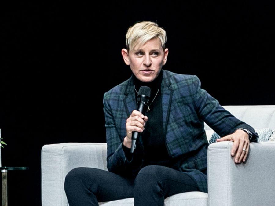 Ellen DeGeneres en Canadá, marzo 2019