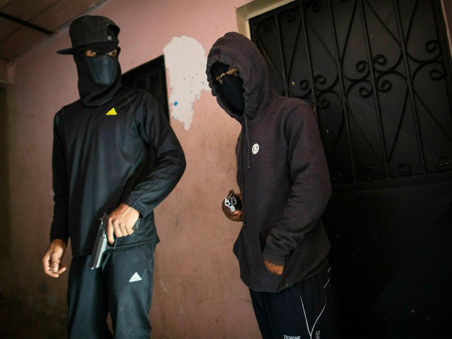 Ladrones en Venezuela