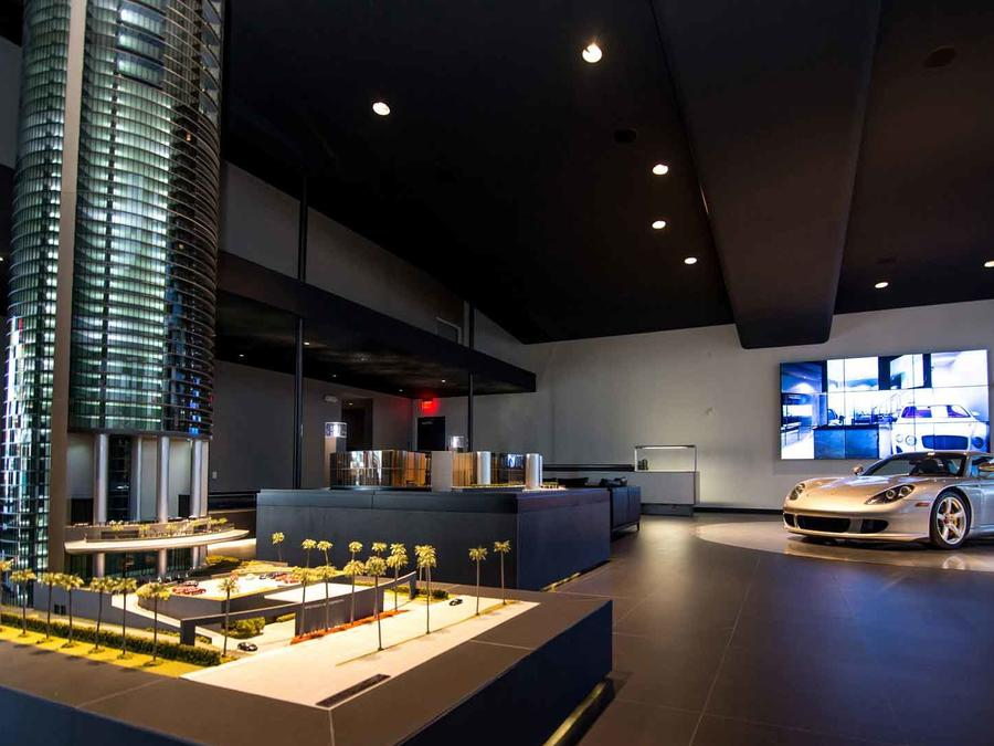 Porsche Design Tower en Sunny Isles, FL