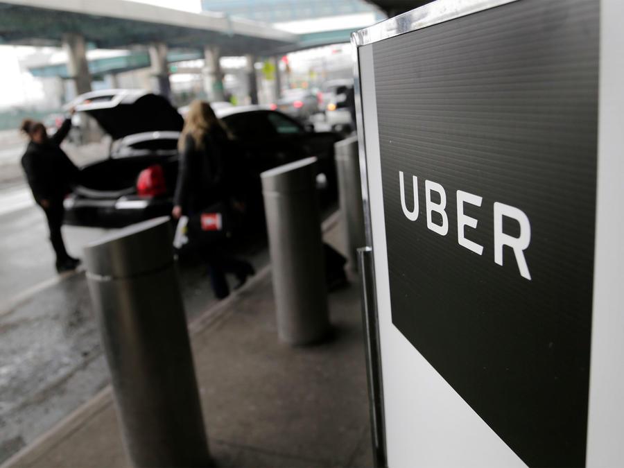 Uber en Nueva York