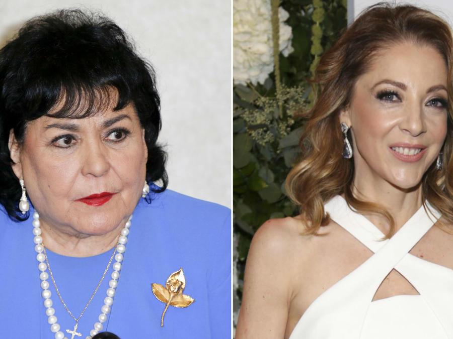 Carmen Salinas y Edith González
