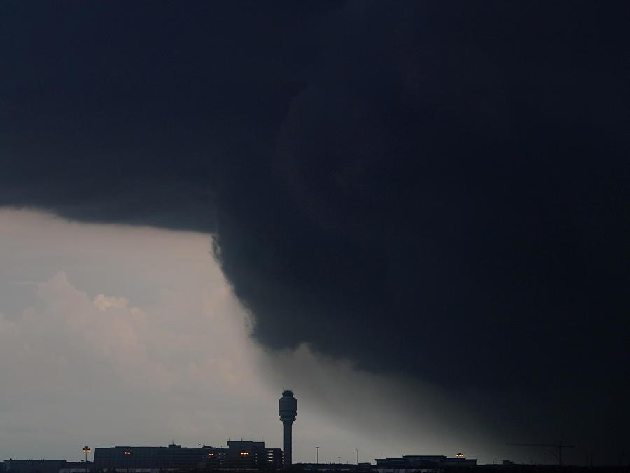 El sureste de EEUU en alerta por nuevas tempestades. Se esperan vientos huracanados