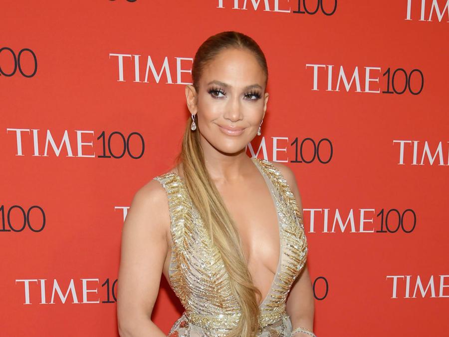 Jennifer Lopez alfombra roja