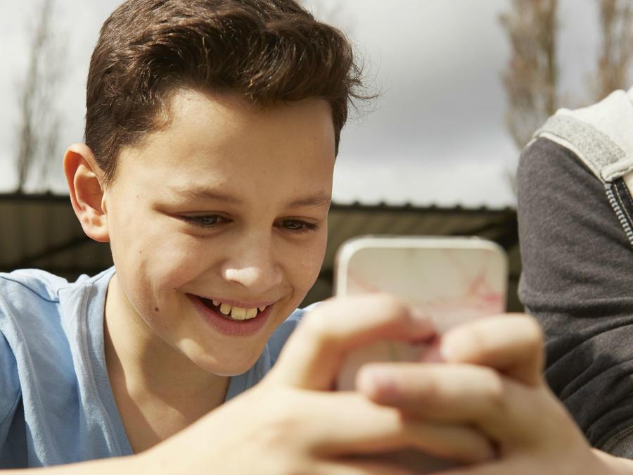 Uso de celular en adolescentes