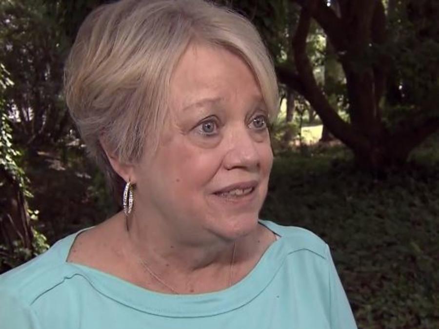 Nancy Goodman en declaraciones a la cadena WRAL.