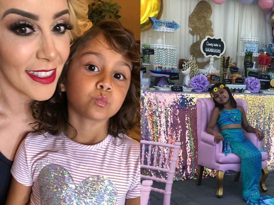 Rosie Rivera y su hija Sammy