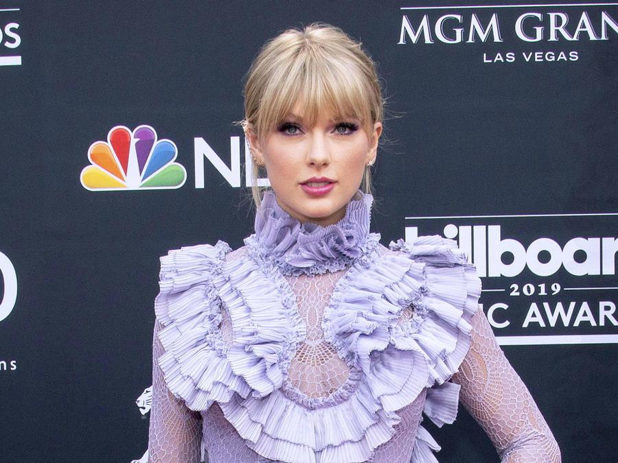 Taylor Swift billboard music awards 2019