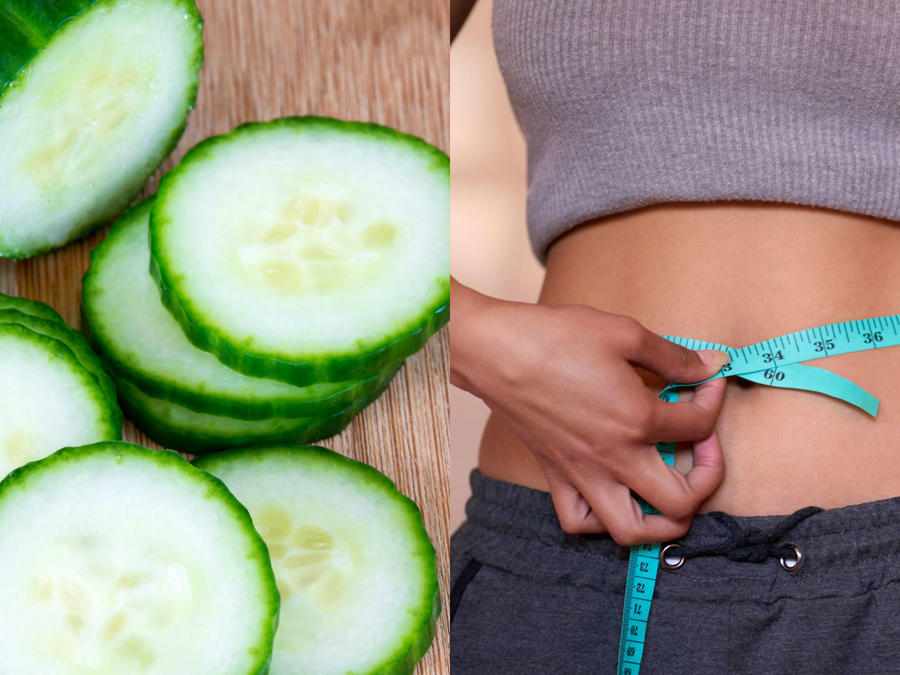 Dieta de pepino para bajar de peso