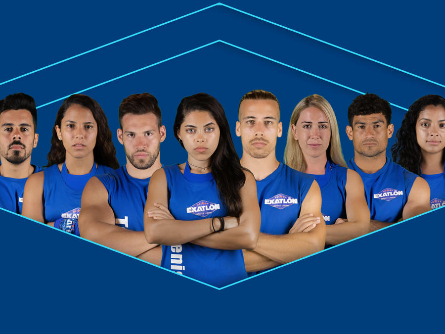 Team Contendientes de Exatlón Estados Unidos Temporada 3