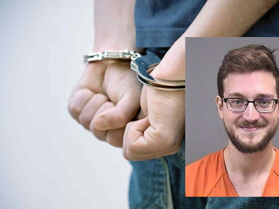 James Reardon, uno de los arrestados este fin de semana por supuestas amenazas de cometer tiroteos masivos en EEUU.