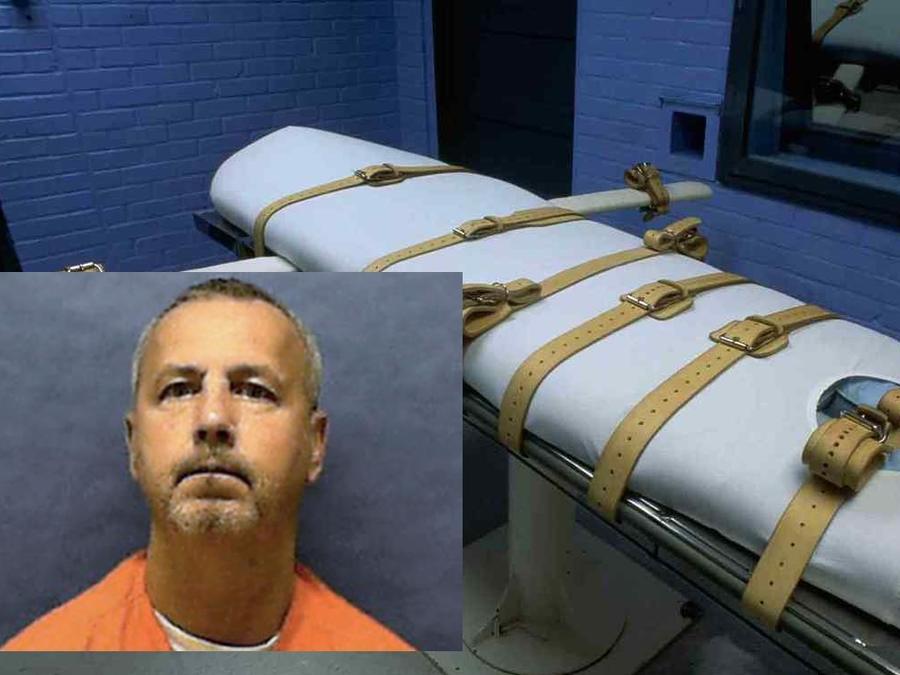 Gary Ray Bowles, ejecutado en el estado de Florida por asesinar a seis personas en 1994.