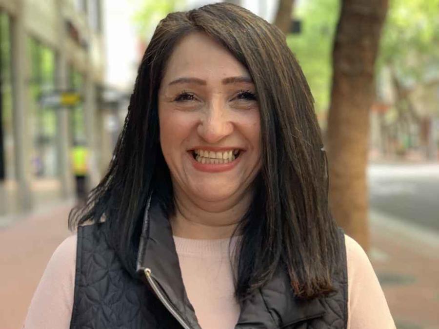 Según la demanda de ACLU, presentada el 27 de agosto en Oregón, María Soto nació en el Hospital del Condado de Los Ángeles en 1971.