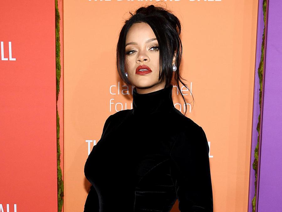 Rihanna en Diamond Ball 2019