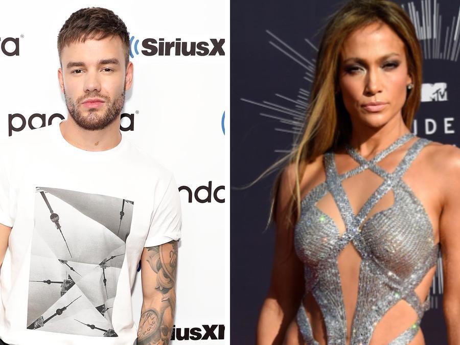 Jennifer Lopez y  Liam Payne