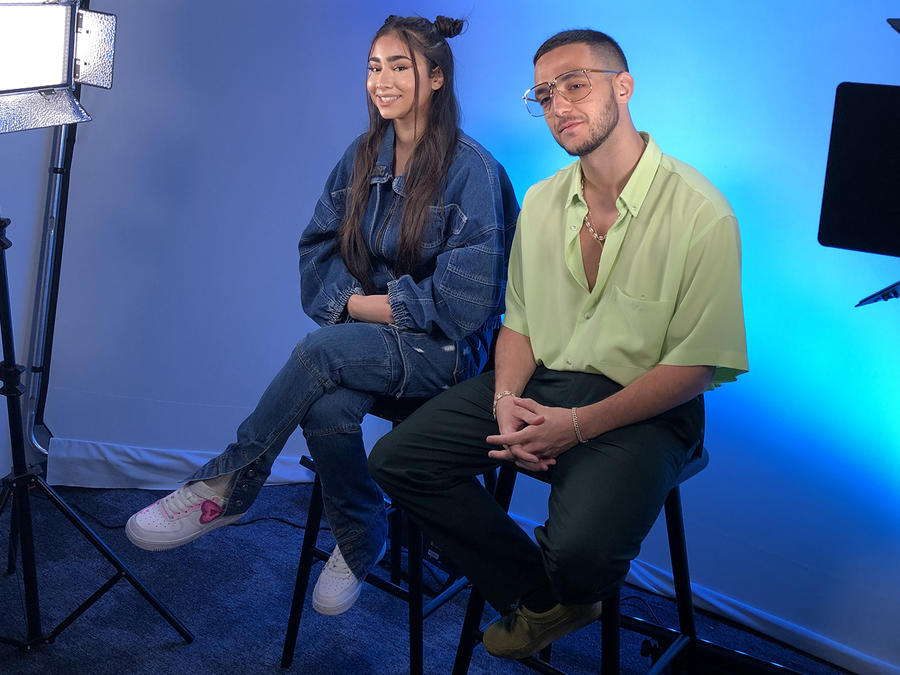 Paloma Mami and C. Tangana Revealed Their Biggest Pet Peeve, Celebrity Crush and Much More