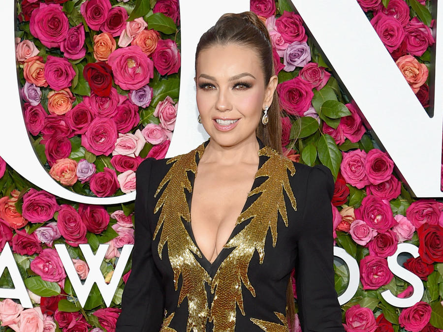 Thalía en Tony Awards 2018