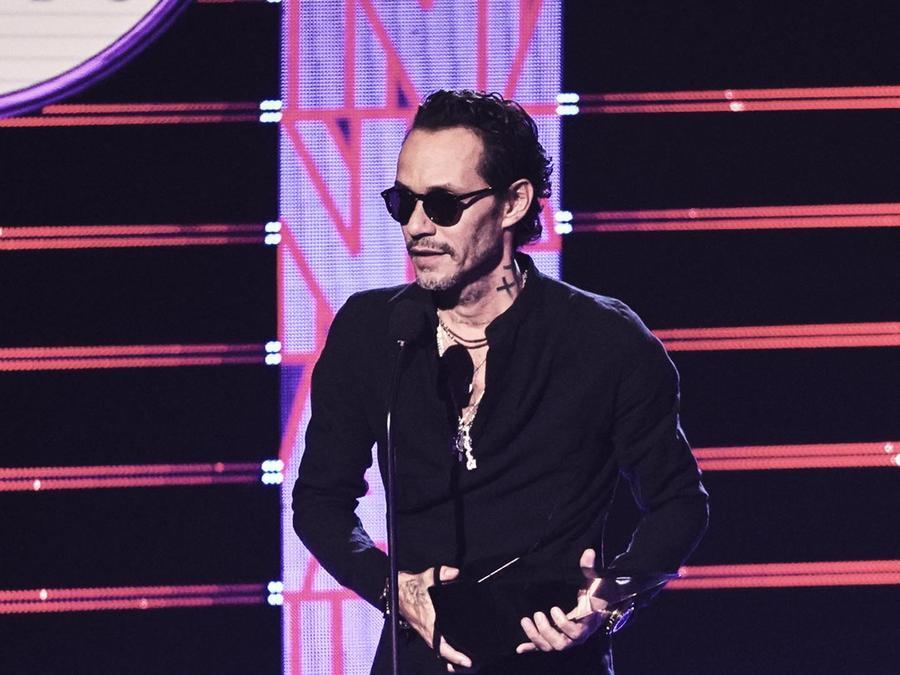 Marc Anthony Latin American Music Awards 2019