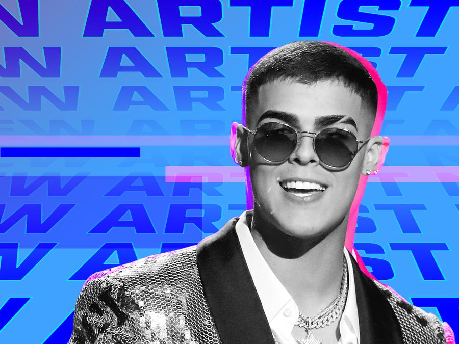 """Lunay se corona como el """"Nuevo Artista Del Año"""" en los Latin American Music Awards 2019"""