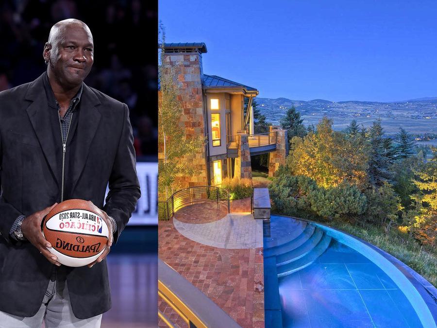 Casa de Michael-Jordan