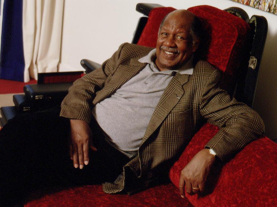 Novelist Ernest Gaines Dies at 86