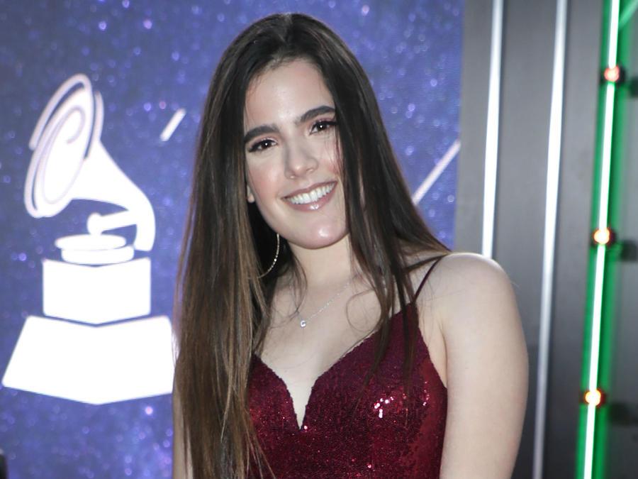 Camila Fernández en Grammys 2019