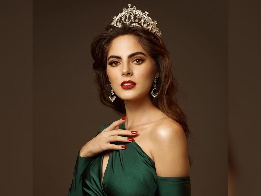 Sofía Aragón, Miss México 2019, Miss Universo 2019