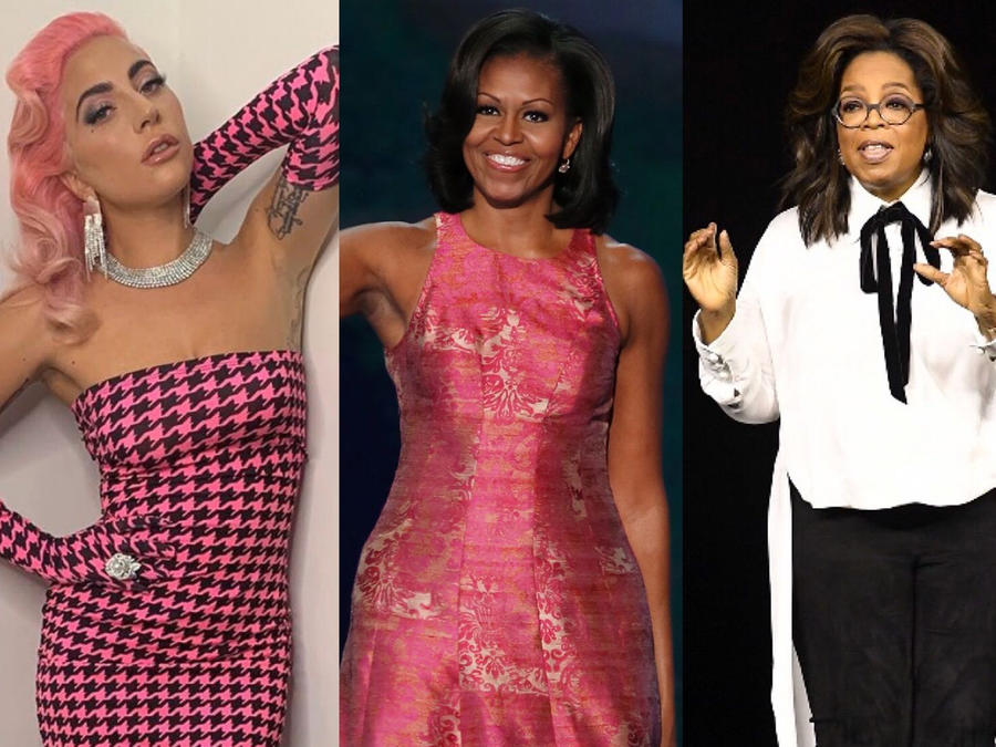 Jennifer Lopez, Lady Gaga, Michelle Obama & Many More to Join Oprah on Wellness Tour