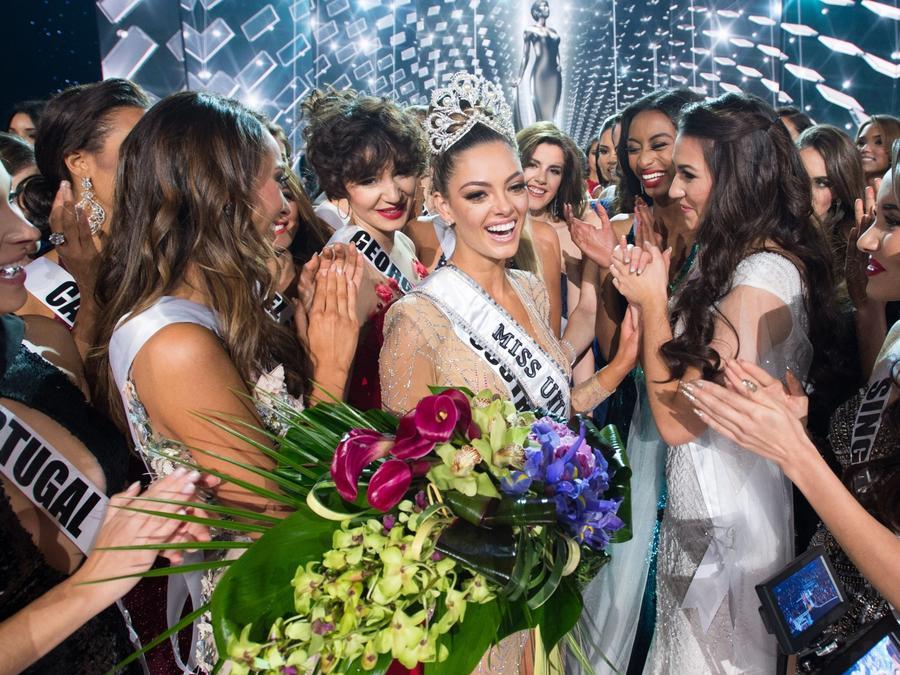 Telemundo celebrará Miss Universo 2019