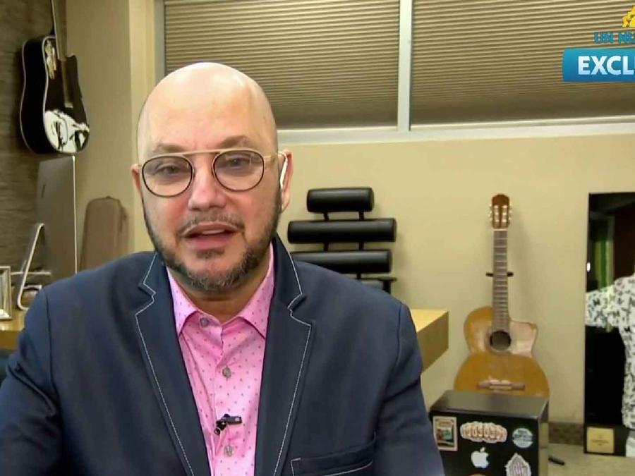 Pepe Garza habla en exclusiva con Un Nuevo Día de las amenazas de muerte de Jenni Rivera