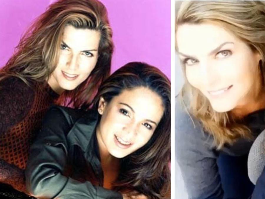Montserrat Oliver y Yolanda Andrade
