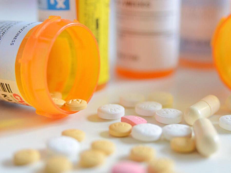 Bote de pastillas