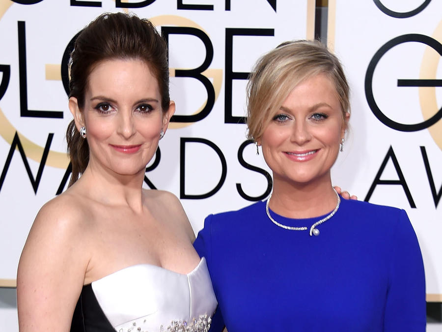 Amy Poehler & Tina Fey Will Host the 2021 Golden Globes