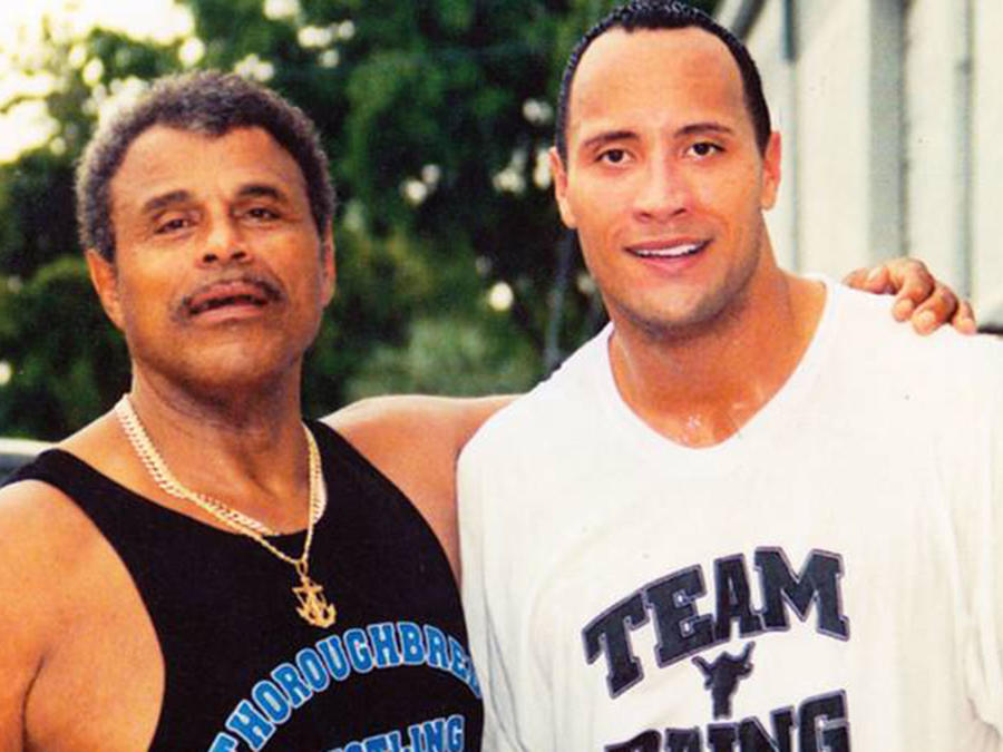 "Dwayne ""The Rock"" Johnson's Father, Rocky Johnson Passes Away"