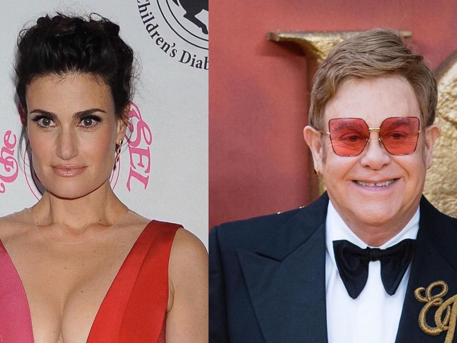 Oscars 2020 Performers Revealed: Idina Menzel, Elton John & More