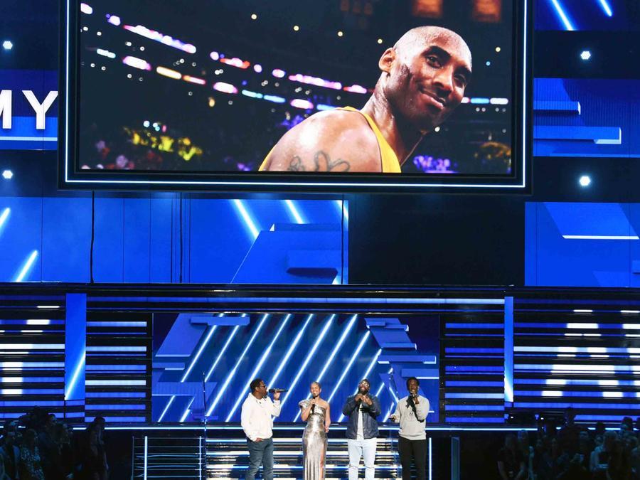 Grammys 2020: Así fue el emotivo tributo a Kobe Bryant