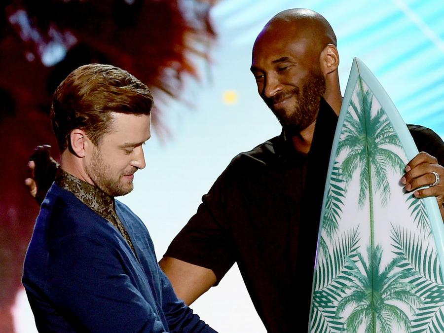 Kobe Bryant: Justin Timberlake y más famosos lamentan su trágica muerte