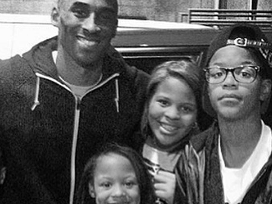 This Was Kobe Bryant's Last Message to Shaquille O'Neal's Son Shareef Hours Before His Death