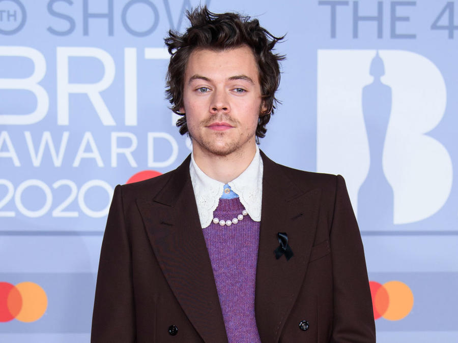 Harry Styles en Brit Awards 2020