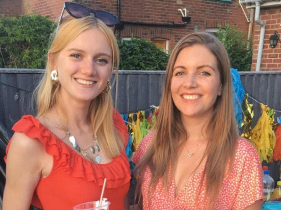 Leah y Alana Jones