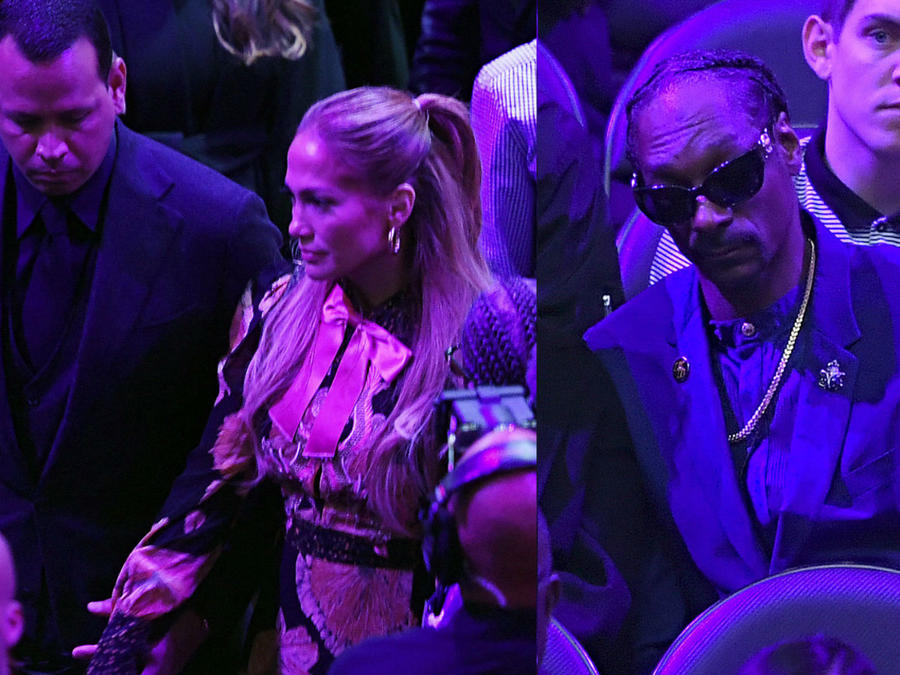 Snoop Dogg, Jennifer Lopez
