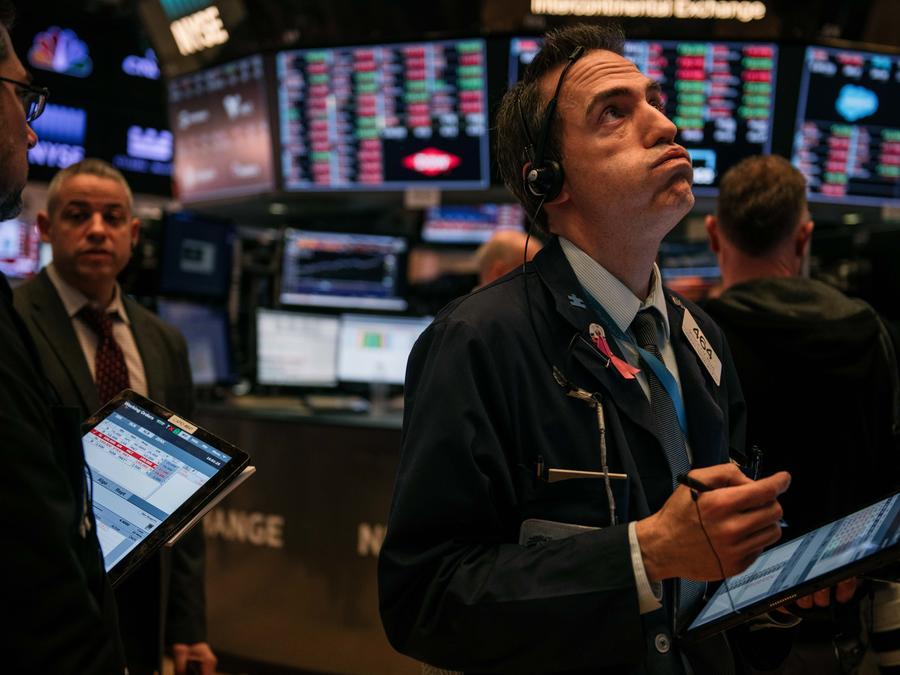 Cae la Bolsa de valores de Nueva York por segundo día