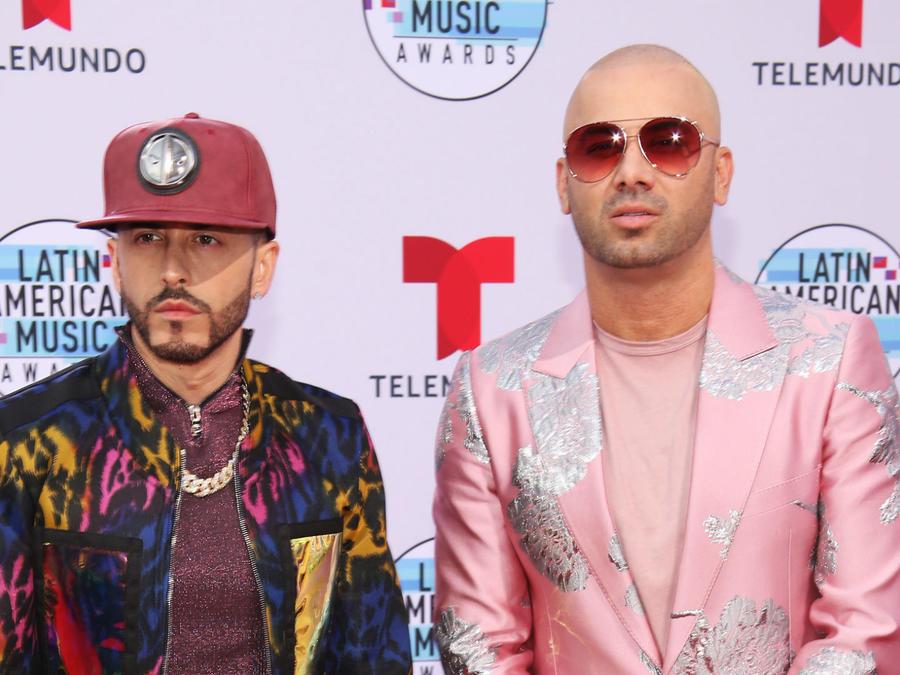 Wisin y Yandel serán homenajeados en los Premios Latinos BMI