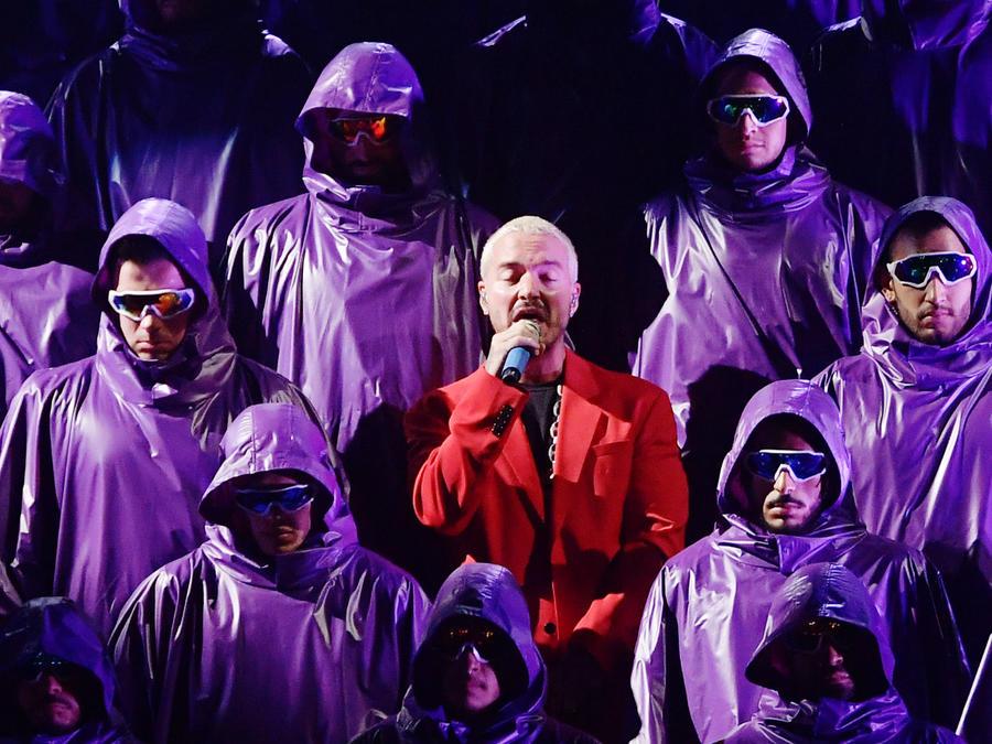J Balvin Spotify Awards 2020