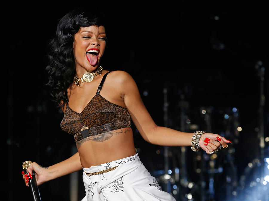 Rihanna, believe it