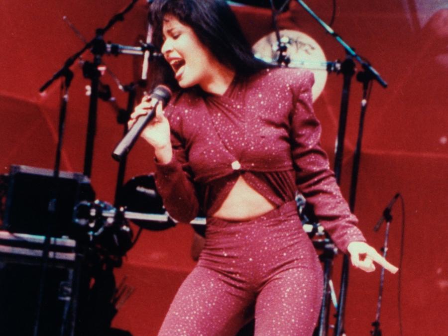 25 años sin Selena Quintanilla: Así la recordamos