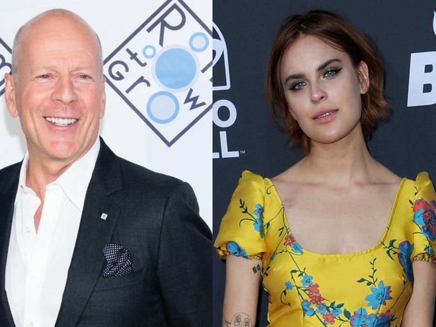 Bruce Willis, Tallulah Willis